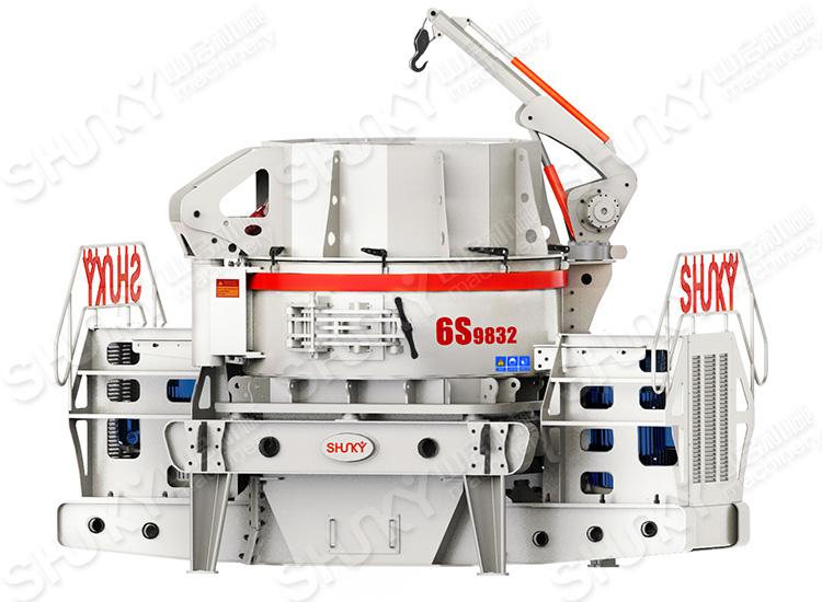 6S新型制砂機